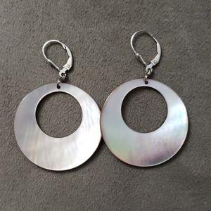 Jewelry - Sterling silver Shell Earrings